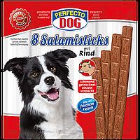 Жевательные палочки лакомство для собак Перфекто (Perfecto Dog) 8 шт. в блистере