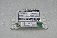 Зарядка - адаптер AD-10 для солнечной панели