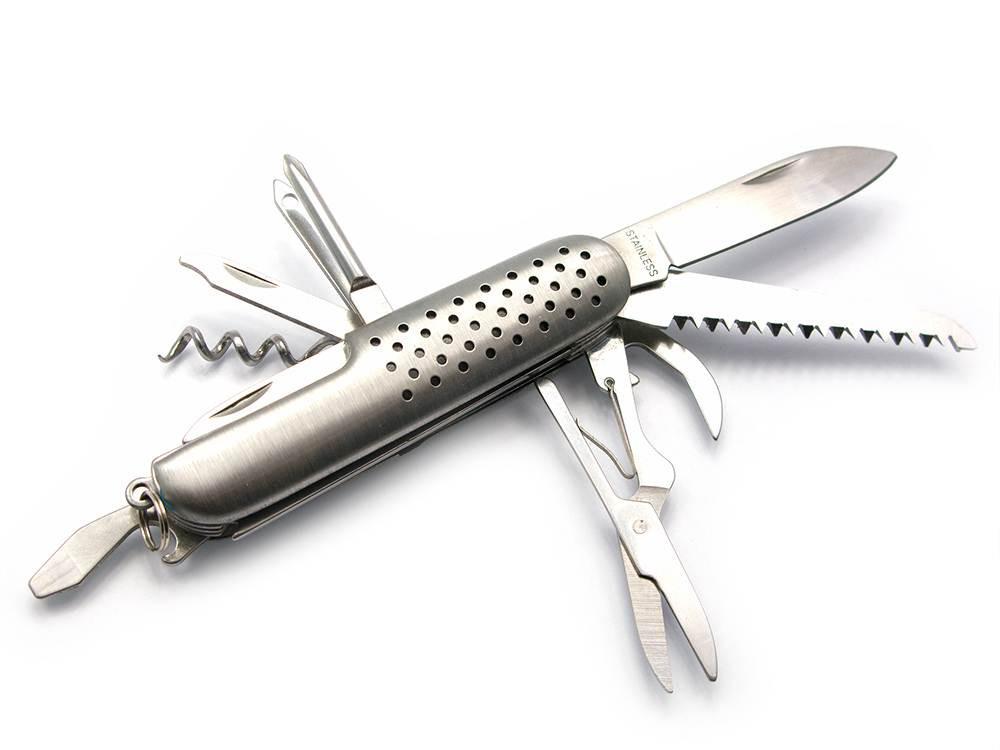 Удобный нож складной