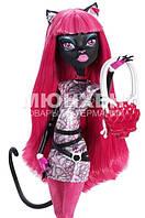 Кукла Monster High Кэтти Нуар серии Новый скарметр Catty Noir Ghouls New