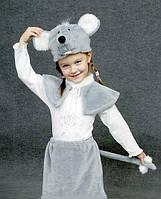 Детский карнавальный костюм Мышка