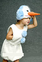 Детский карнавальный костюм Снеговик Олаф