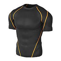 Спортивная компрессионная футболка 2XL