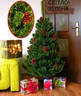 Новогодняя сосна, сосна искуственная, елка новогодняя