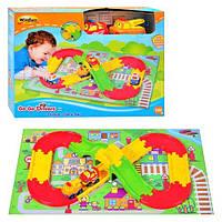 Детский обучающий автотрек 1250-01 WinFun