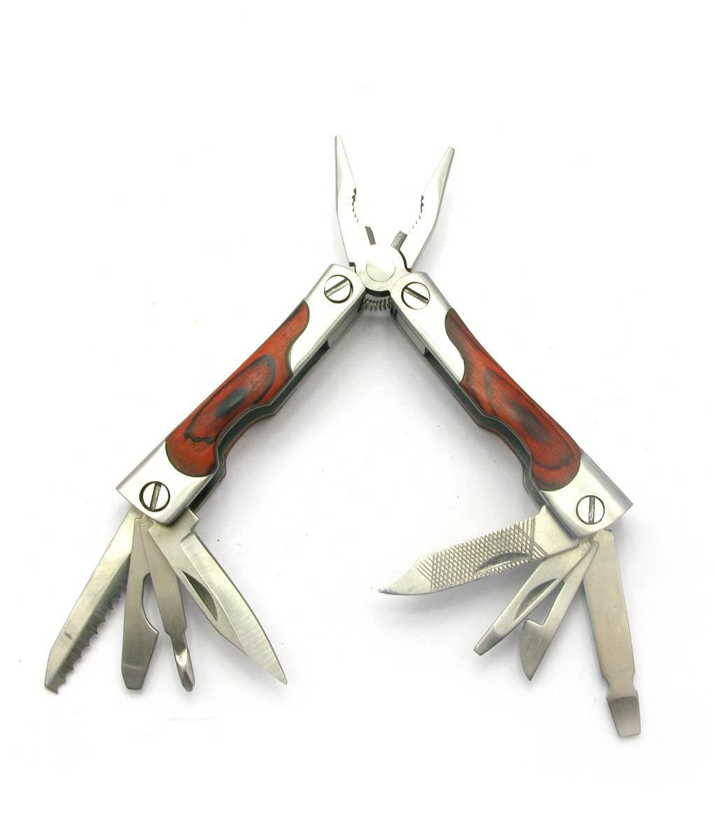 Нож складной автоматический 9 в 1