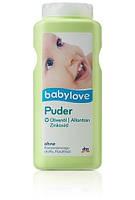 Детская присыпка Babylove Puder