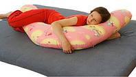 Подушка для беременных и кормления «Лежебока»