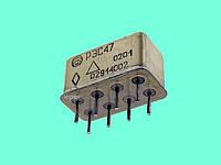 Реле электромагнитное РЭС47 02.01