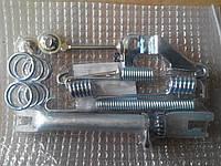 Рем комплект задних тормозных колодок Ланос Сенс,производства Украина.