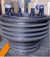 Шкив двигателя СМД-31 8-ми ручейный Дон-1500  31-04С20