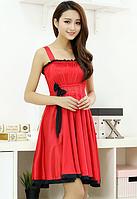 Ночная сорочка 0189 красная