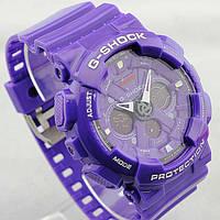 Часы наручные Casio G-Shock ga-200RG Blue CA1956
