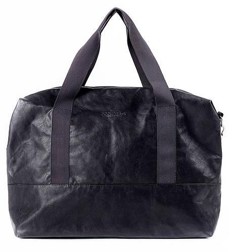 Мужская сумка из кожзаменителя через плечо POOLPARTY Hunk Арт.: hunk черный