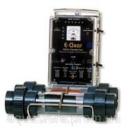 Бесхлорная система обработки воды E-Clear MK7/CF1-75