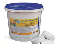 Slow Chlorine Tablets Large (хлор длительного действия) Crystal Pool (5кг/200 гр. таблетка)Химия для бассейна