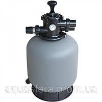Фильтр EMAUX для бассейнов серии P 350 с верхним подключением