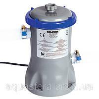 Картриджный фильтрующий насос для бассейнов объемом до 10м3 58148