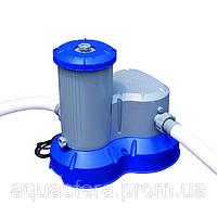 Картриджный фильтрующий насос для бассейнов объемом до 50м3 58221