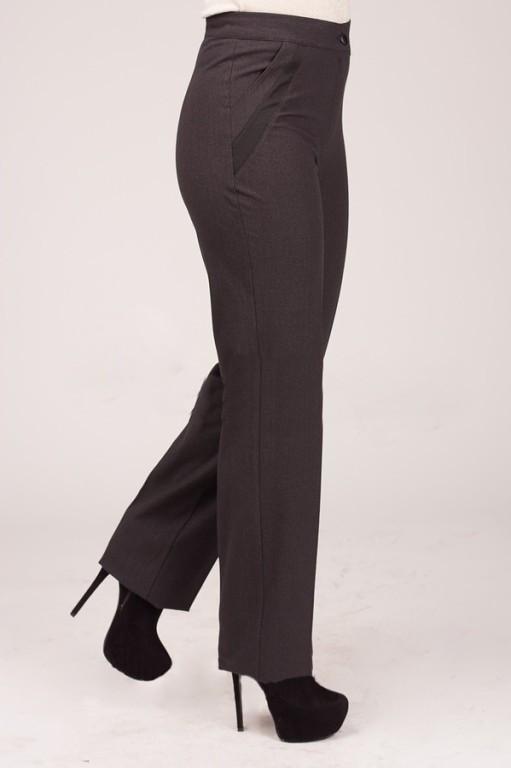 Женские зимние брюки больших размеров