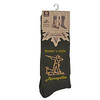 Носки для охотника зимние махровые (до колен) Акрополис (Acropolis) ШКМ-3