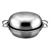 """Сковорода-жаровня """"Классика-Прима"""" 220мм"""