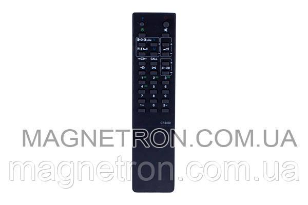 Пульт для телевизора Toshiba CT-9430, фото 2