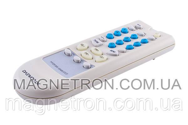 Пульт для телевизора Daewoo HYDFSR-0048UOCD (не оригинал), фото 2
