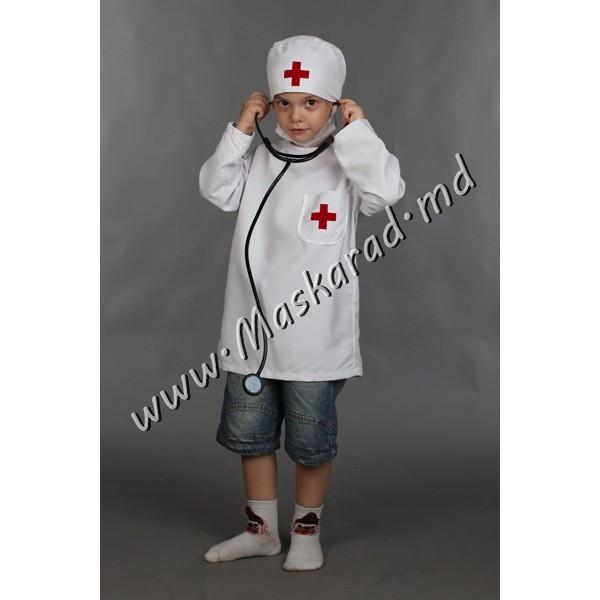 шьем детский костюм доктора