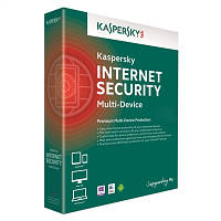 ПО Kaspersky Internet Security 2015 Box 5D(Стартовая версия) KL1941OBEFS