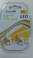 """светодиодные лампы """"SOLAR"""" W5W LS245 Т10 1SMD - производства Carline Auto Accessories, Scotland"""