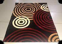 """Ковер из полипропилена  """"Elegant Luxe 0291 BLACK"""