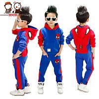 Спортивный детский костюм на мальчика Человек паук