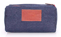 Модная джинсовая косметичка женская POOLPARTY COSMETICS BAGS Артикул: cosmetic-jeans