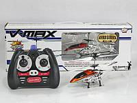 Детская игрушка радиоуправляемый вертолёт dh802/803