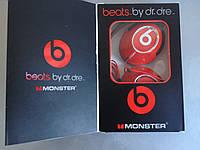 Наушники Monster Beats by Dr.Dre MD-98 ( Цвет: черный) РЕПЛИКА!!!