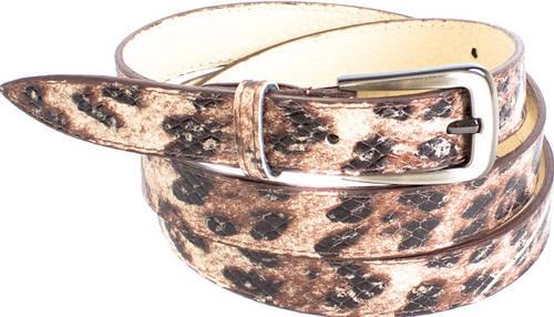 Элегантный женский узкий кожаный ремень MAYBIK (МЕЙБИК) D355571