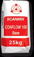 Scanmix Conflow 100 самовирівнююча стяжка, 25кг