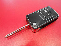 Заготовка выкидного ключа CHEVROLET AVEO 2 кнопки, 33#