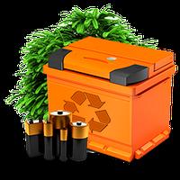 Утилизация аккумуляторов и батарей