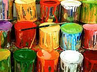 Утилизация лаков, красок