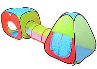 Палатка для детей с переходом А999-53