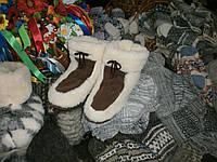 Чуни украинские (коричневые)