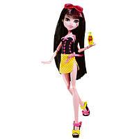 Кукла Monster High Draculaura Gloom Beach Дракулаура Мрачный Пляж