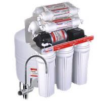 Фильтр для воды Новая Вода NW-RO702P (с помпой)