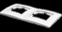 Рамка двухместная   FE-2