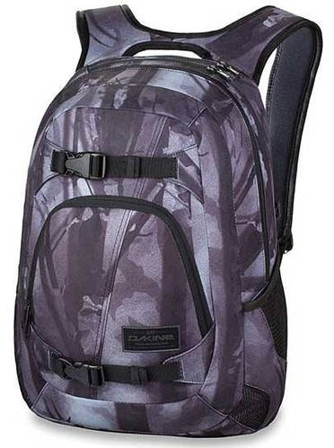 Мужской городской рюкзак Dakine Explorer 26L Smolder Арт.610934866391 серый