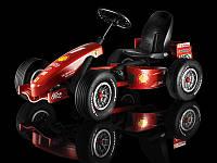 Веломобиль BERG Ferrari F1 (феррари) детям с 3 лет