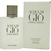 Giorgio Armani Acqua Di Gio Pour Homme (Армани Аква ди Джио Пур Хом), мужская туалетная вода, 100 ml