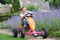 Веломобиль c 5 лет BERG Roxy AF для девочки orange